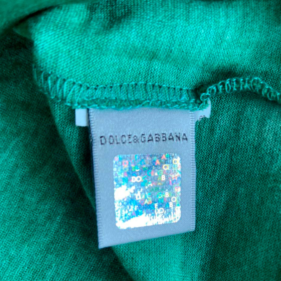 T-Shirt Dolce&Gabbana 11/12 anos