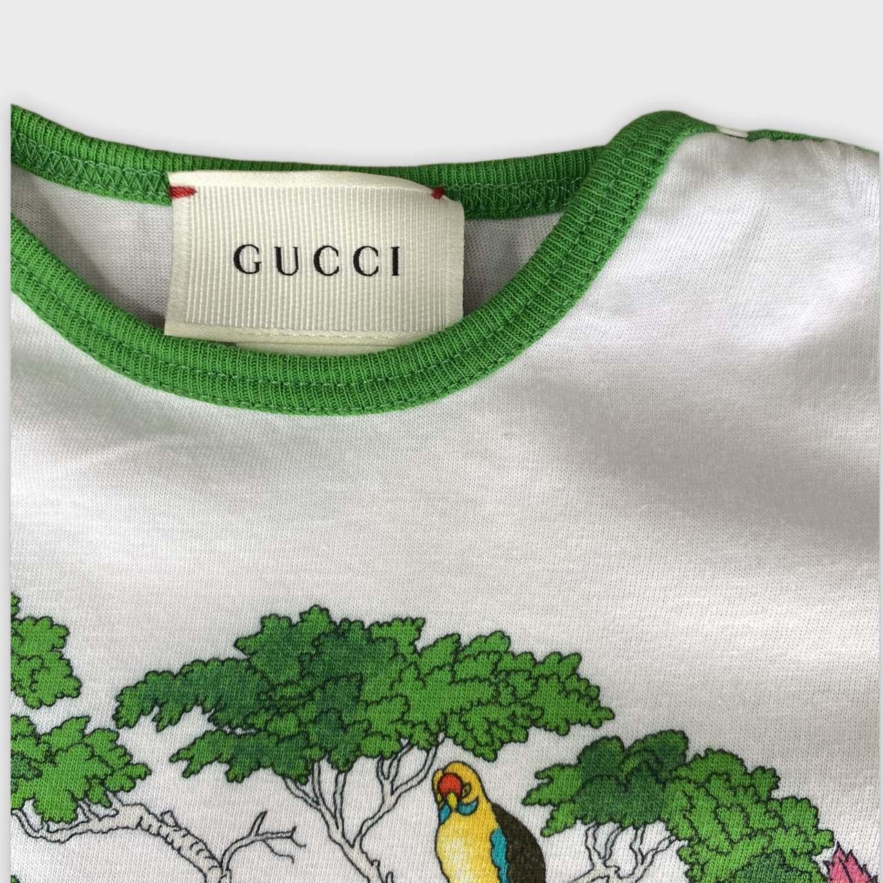 T-Shirt Gucci 9/12 meses