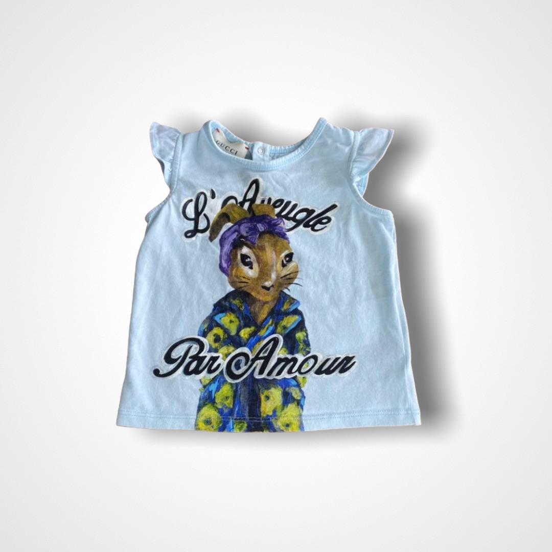 T-shirt Gucci - 9/12 Meses