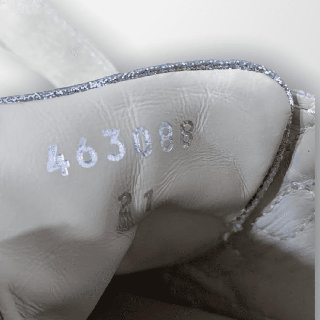 Tênis Gucci Tam. 20BR / 21EUR