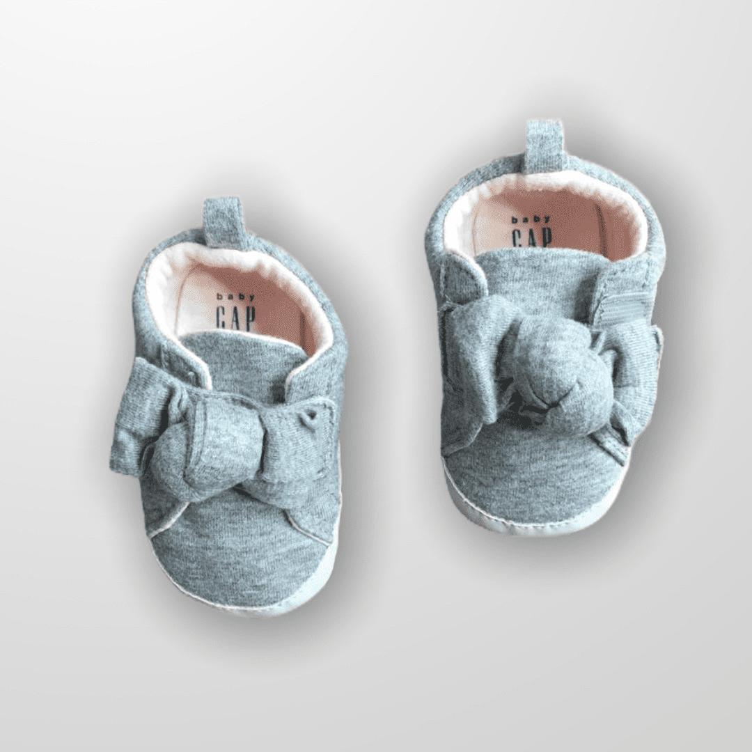 Tênis Cinza Baby Gap