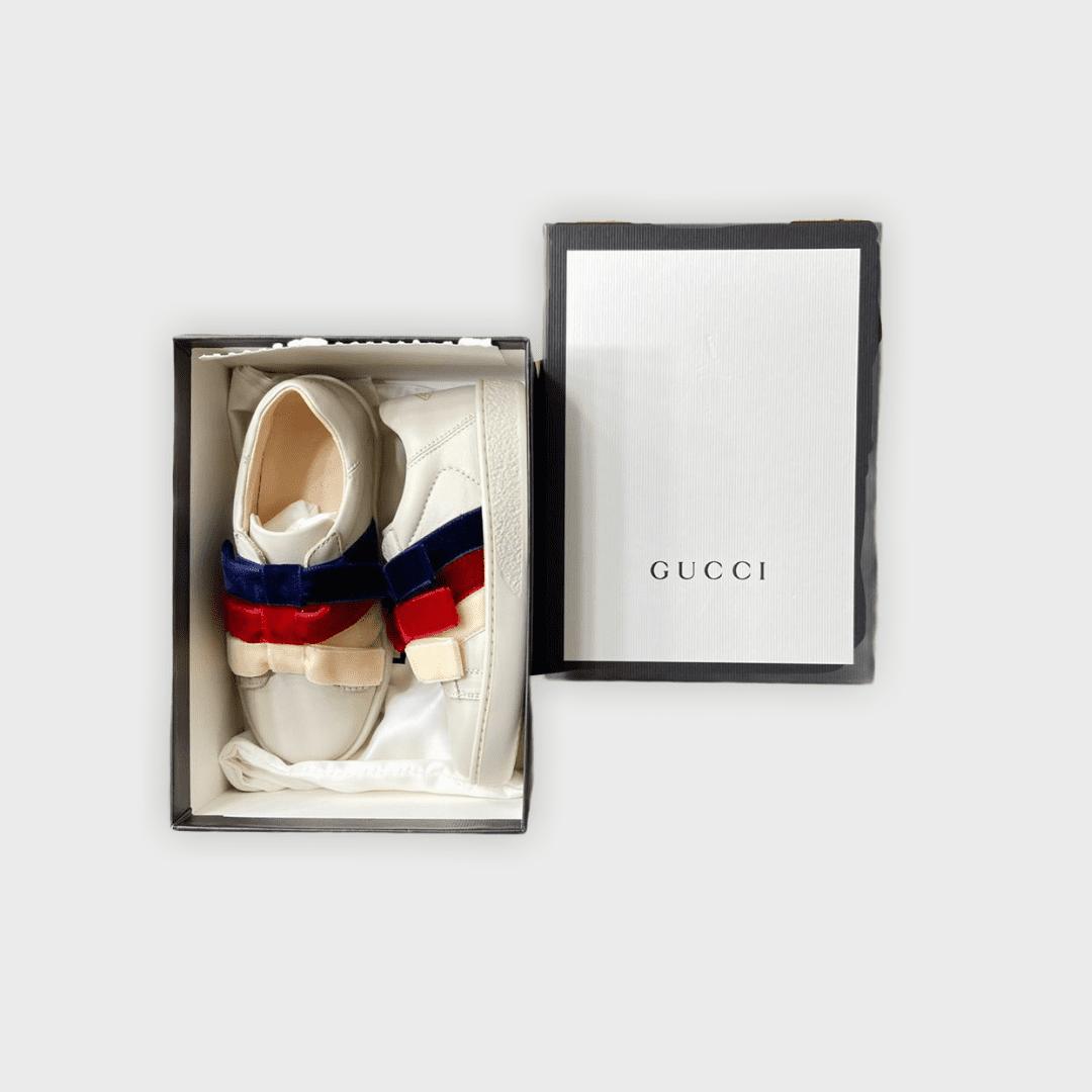 Tênis Gucci Tam. 25BR/ 26EUR