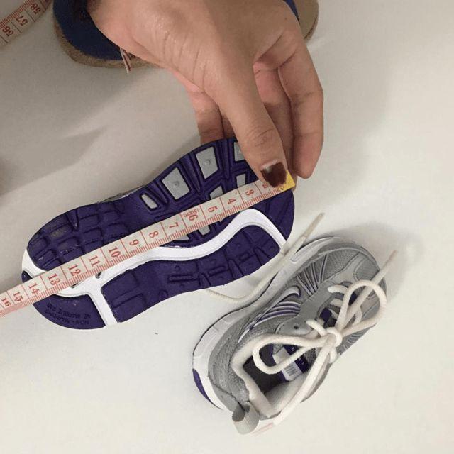 Tênis Nike Run 4 Cinza