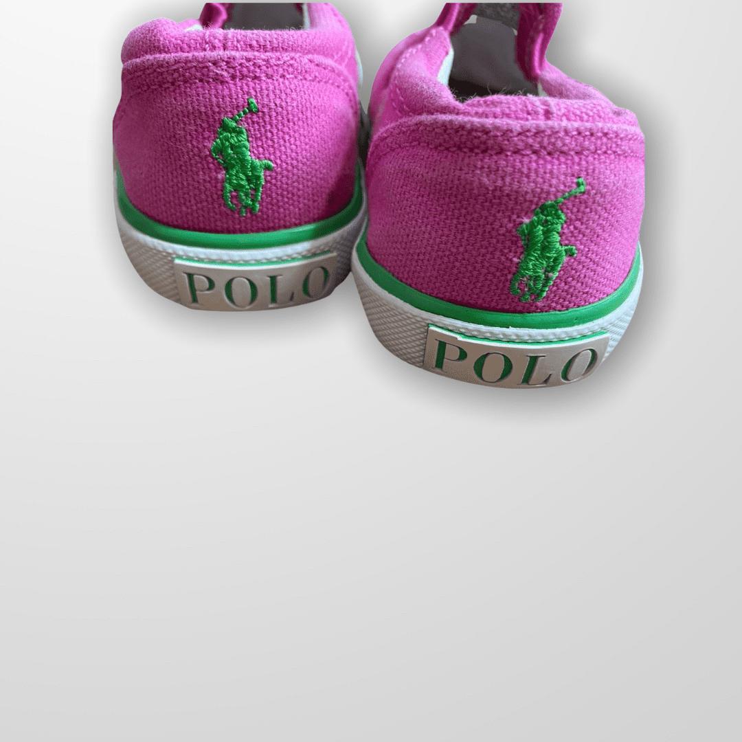 Tênis Pink Horses Ralph Lauren 20