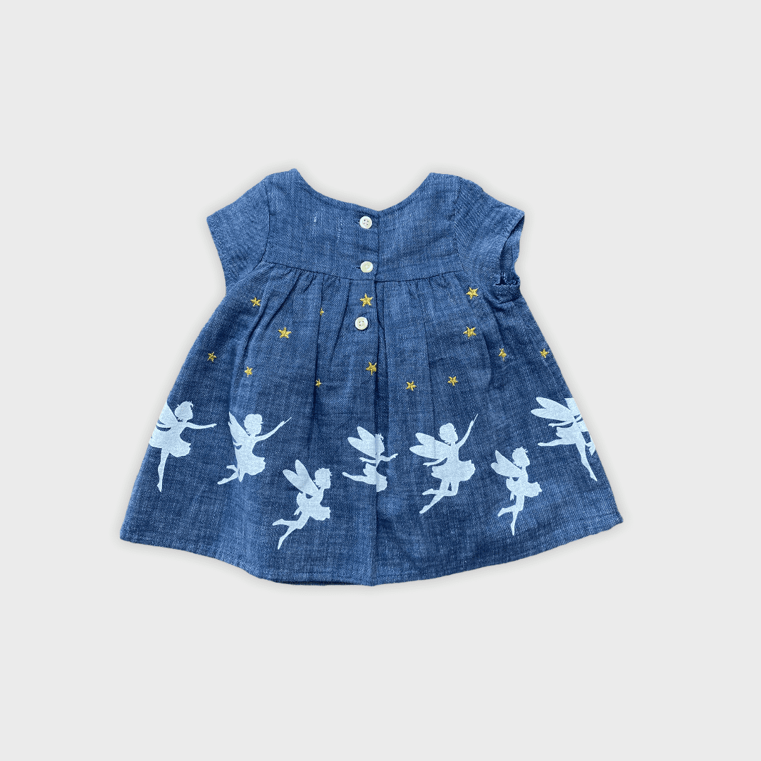 Vestido Baby Gap 0/3meses