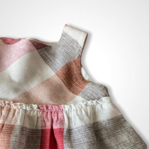 Vestido Burberry - 6 Meses