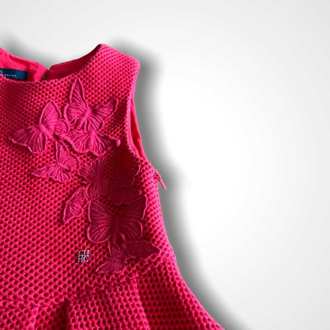Vestido Carolina Herrera 4 anos