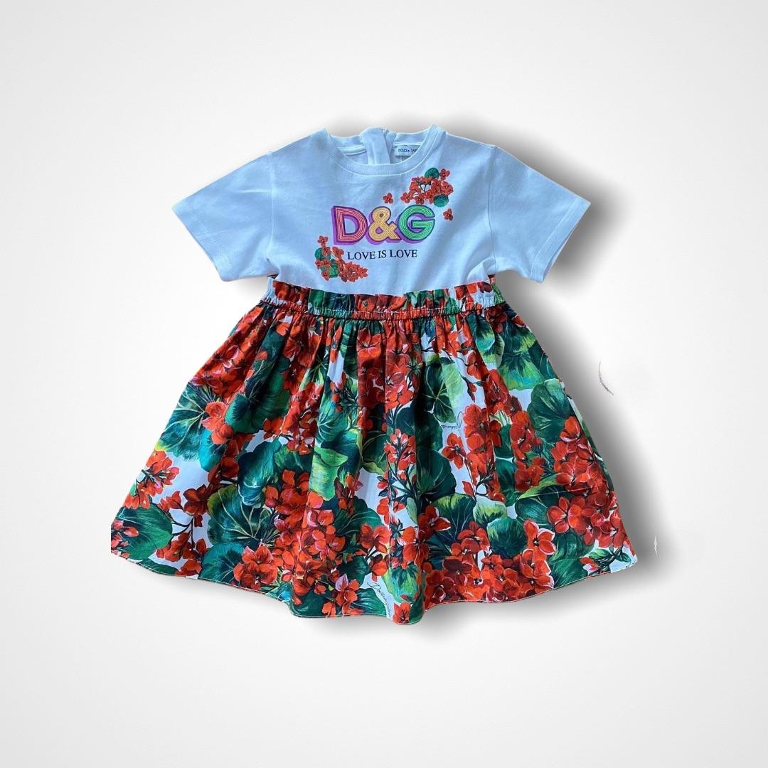 Vestido Dolce & Gabbana - 18/24 Meses