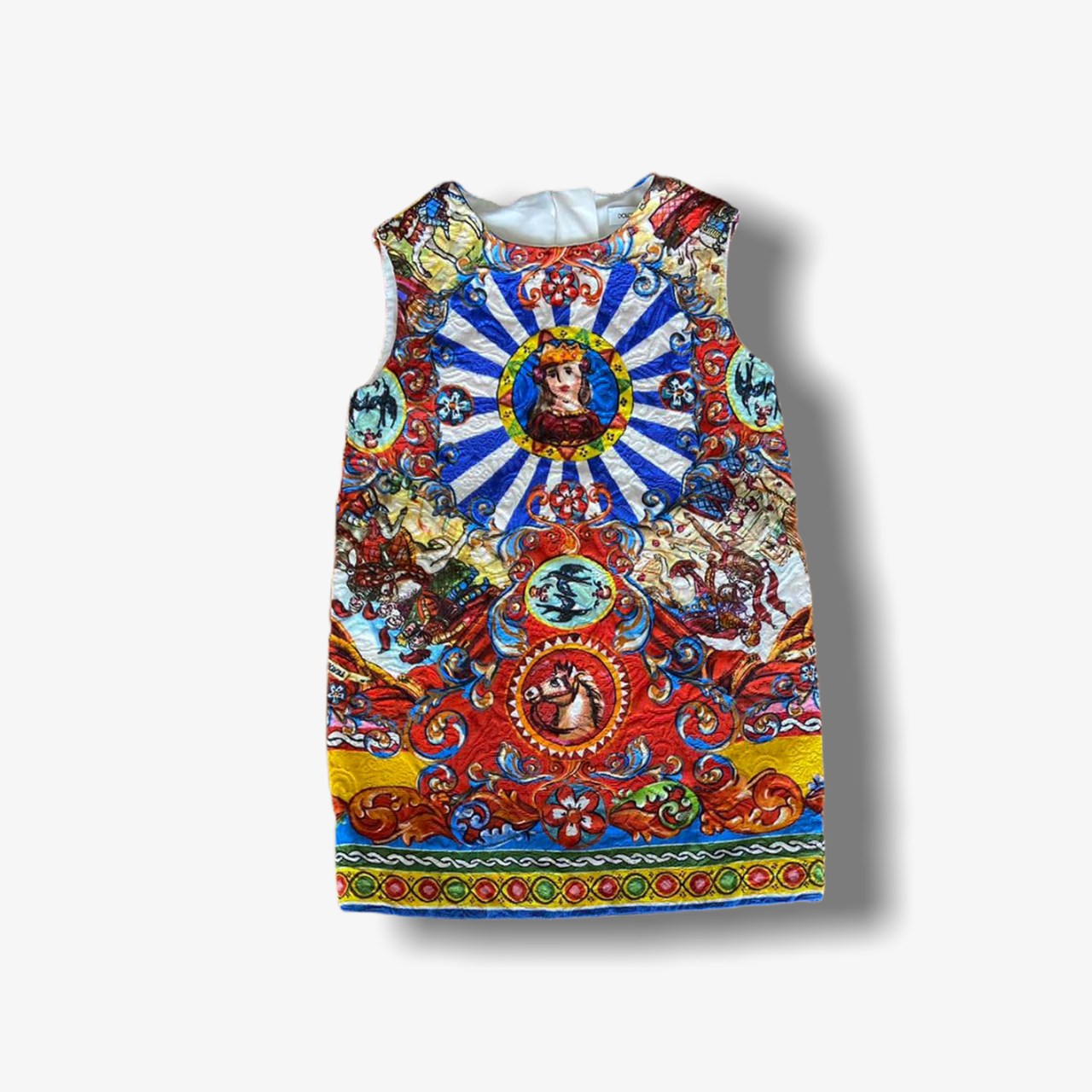Vestido Dolce & Gabbana 2 Anos