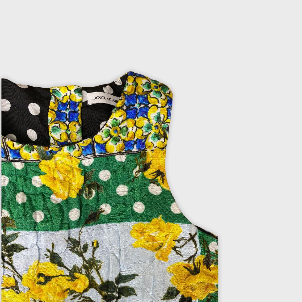 Vestido Dolce & Gabbana 24/30 meses