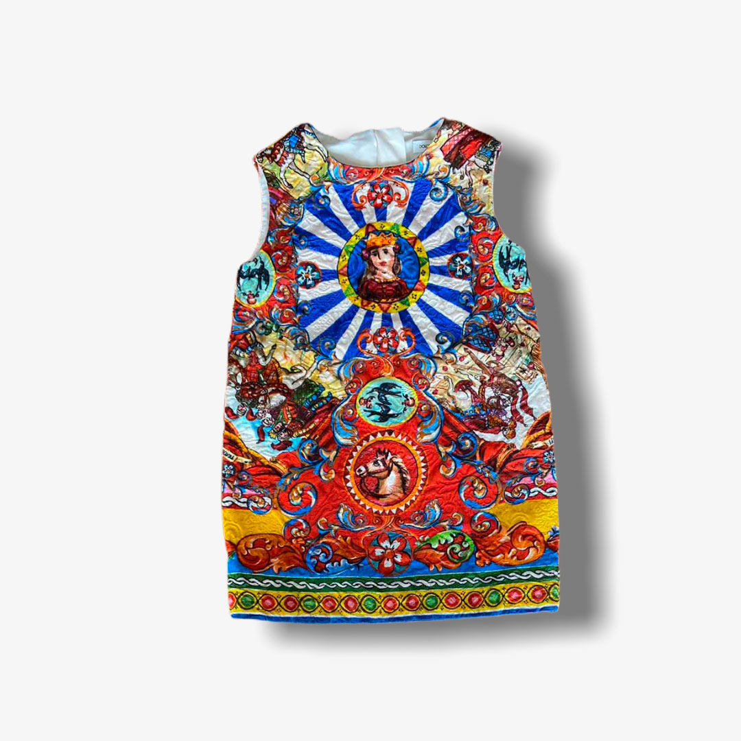 Vestido Dolce&Gabbana 2 anos