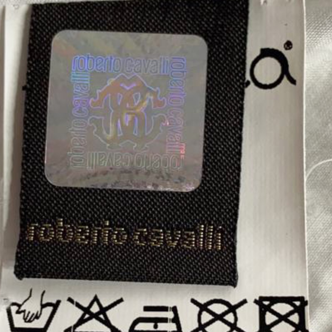 Vestido + Faixa Roberto Cavalli - 18 Meses