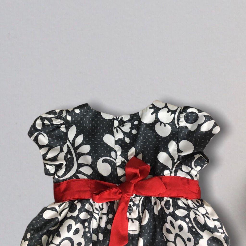 Vestido Floral PB Carter´s