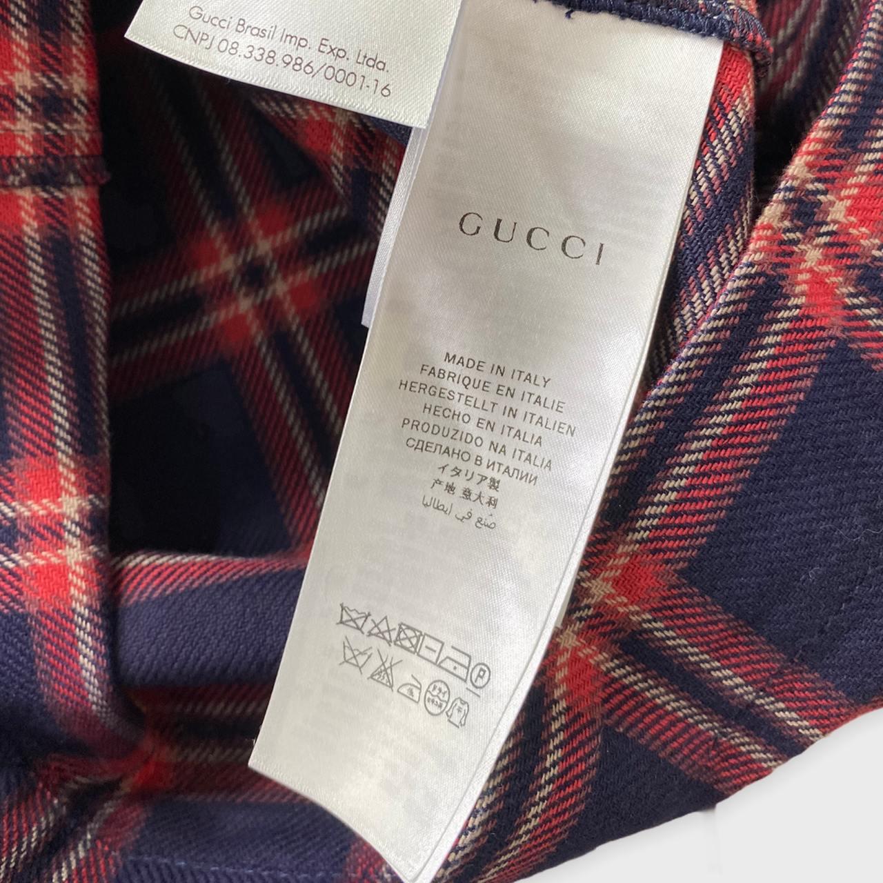 Vestido Gucci 6 anos