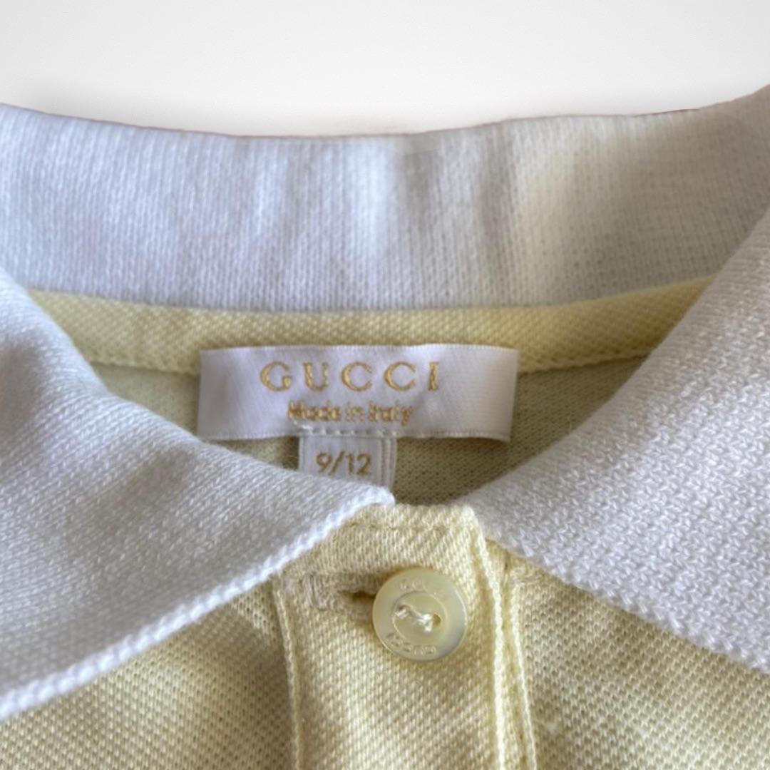 Vestido Gucci - 9/12 Meses