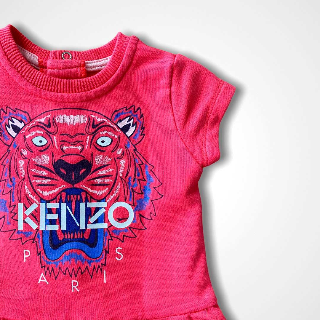 Vestido Kenzo 3 meses