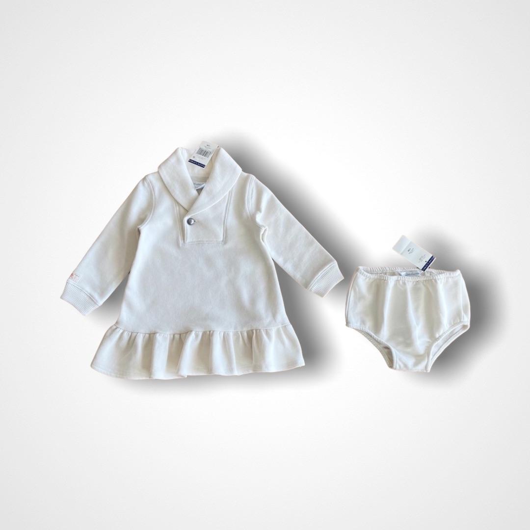 Vestido Ralph Lauren - 12 Meses