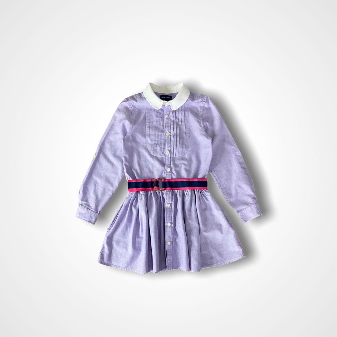 Vestido Ralph Lauren 6 anos