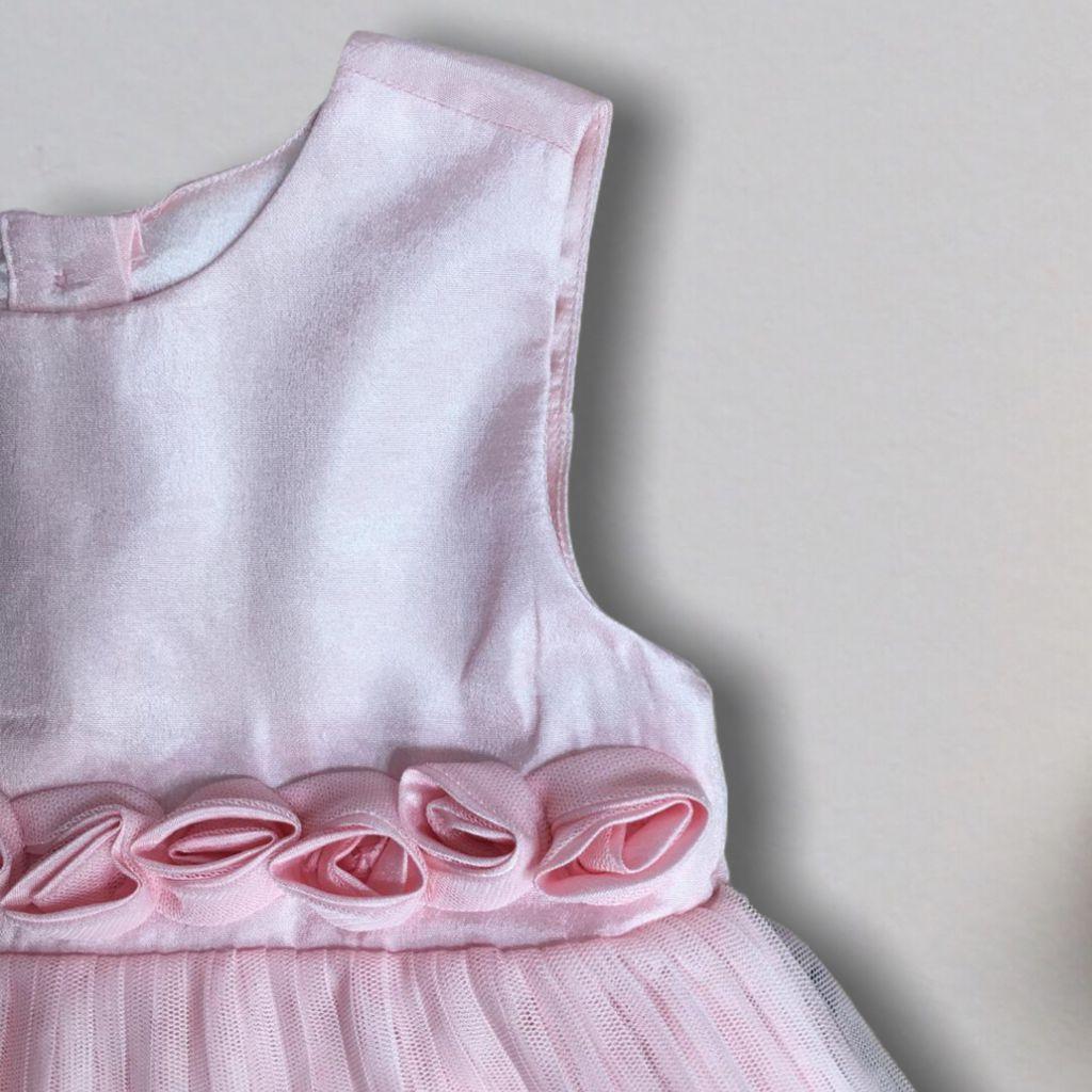 Vestido Rosa Festa Gymboree