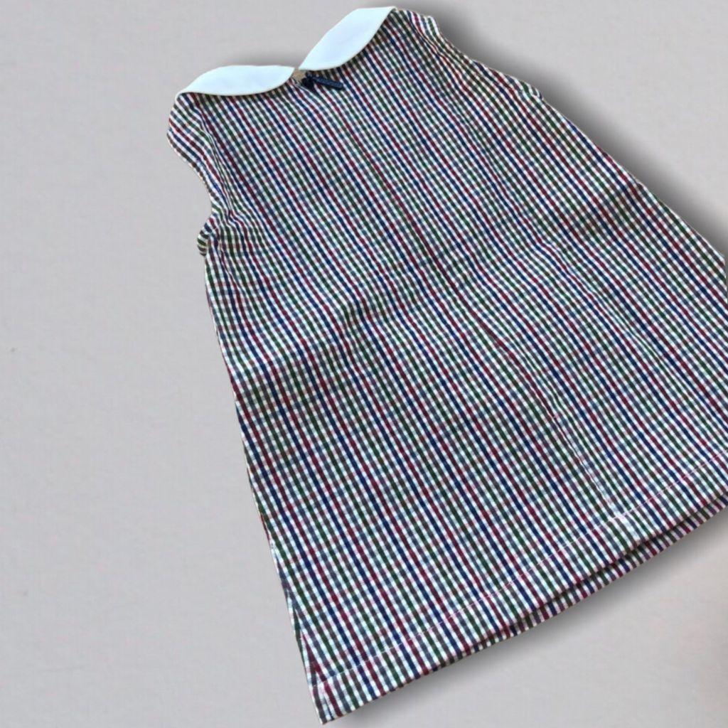 Vestido Vichy Gucci