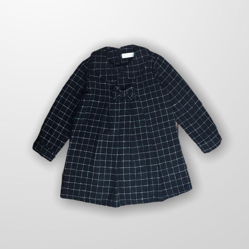 Vestido Xadrez Lãzinha Fulong