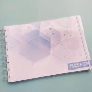 Sketchbook Caderno de desenho e cartografia de disco infinito sistema inteligente