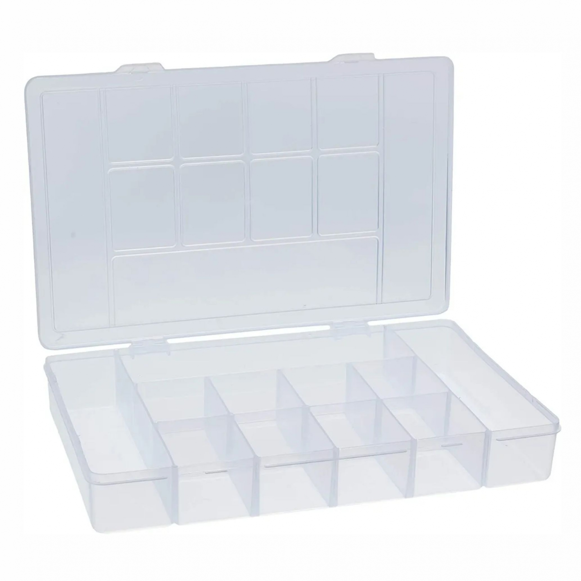 Caixa Organizadora P M G ou GG com ou Sem  Discos de Caderno Infinito Sistema Inteligente