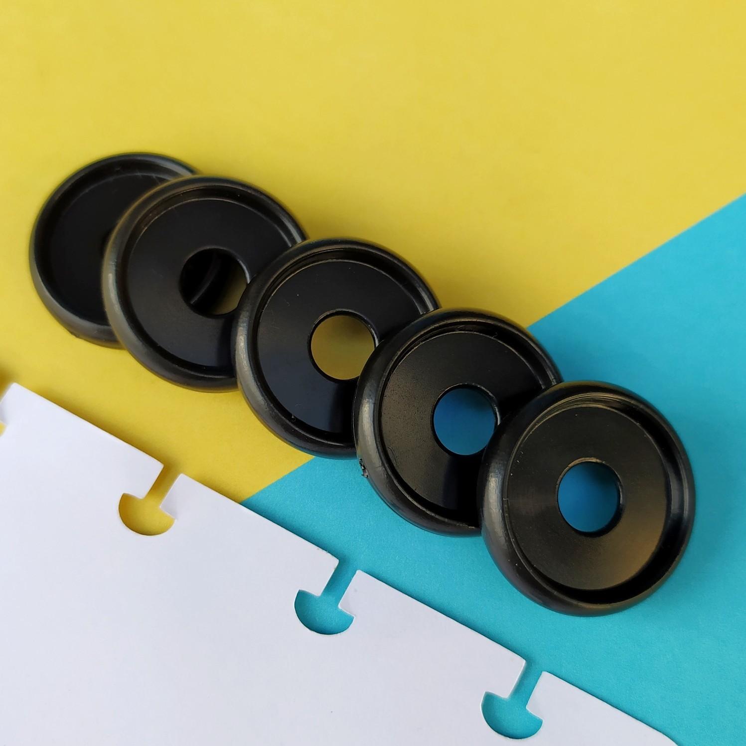 Disco M 24mm de Caderno Infinito Sistema Inteligente - Círculo