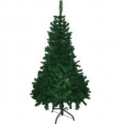 Arvore de Natal Pinheiro 1 metro 80 centimetros Natalina Decoraçao 556 Galhos Casa Festa