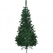 Arvore de Natal Pinheiro 346 galhos Natalino 1 metro e 50 centimetros Verde Decoraçao Casa Festas