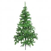 Arvore de Natal Pinheiro Verde Natalino 1 metro e 50 centimetros 346 Galhos Decoraçao Casa Festas