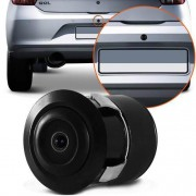 Camera De Re Veicular Automotiva Para Estacionamento Gps Dvd Colorida (CCD CAMERA)