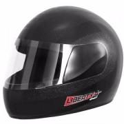 Capacete Moto Fechado Liberty Four Sport Motoqueiro Acessorios (CAP-160PT / CAP-161PT / CAP-162PT)