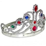 Coroa Tiara Bloco Carnaval Festa Fantasia Princesa Infantil (BSL-2653-4)