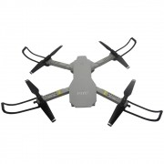 Drone Quadricoptero Camera 4K HD Wifi Fotografia Aerea Pofissional Controle Video Foto Dobravel