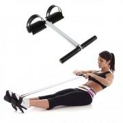 Extensor de Mola Elastico Academia em Casa abdominal Pilates Exercicio Puxe Corda Intensidade