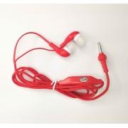 Fone De Ouvido Microfone Intra-auricular Celular Home office Atacado 100 Unidades Smartphone Notebook Computador P2