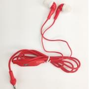 Fone De Ouvido Microfone Intra-auricular Celular Home office Atacado Kit 10 Unidades Smartphone Notebook Computador P2