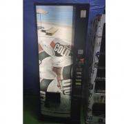 Geladeira de Refrigerante Vending Machine Latas