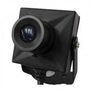 Kit 4 Unidades Mini Camera Ccd Cmos Cctv Segurança Preto Branco Casa
