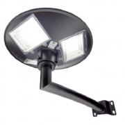 Luminaria Solar Ovini Placa 250w led Sensor ilumina 360 graus refletor Jardim Casa Proteçao Luz