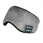 Mascara Bluetooth Dormir Headphone Sono Tapa Olho Tranquilo Relaxante
