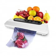 Seladora Vacuo Embaladora Eletrica Sela Alimentos Cozinha Organizaçao
