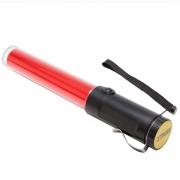 Sinalizador Bastao Balizador Lanterna Kit 10 Unidades Transito Estacionamento Festa
