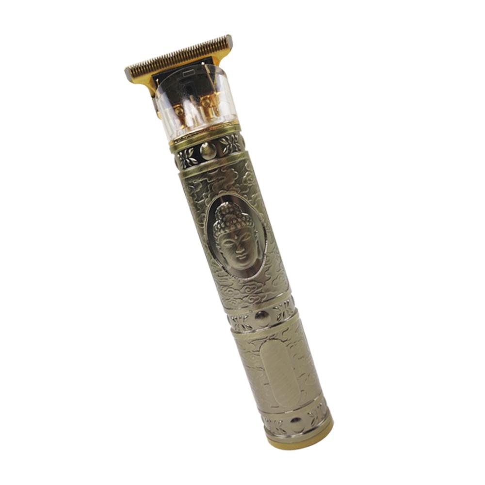 Aparador de Pelos Hair Trimmer Corte Cabelo  Sem Fio Acabamento Barber Profissional