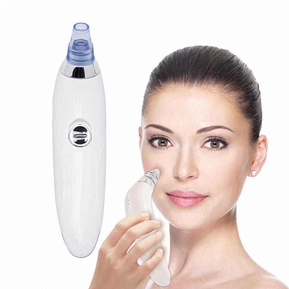 Aparelho Removedor de Cravos Limpeza Facial Acne Espinhas Poros Sucçao Vacuo Beleza