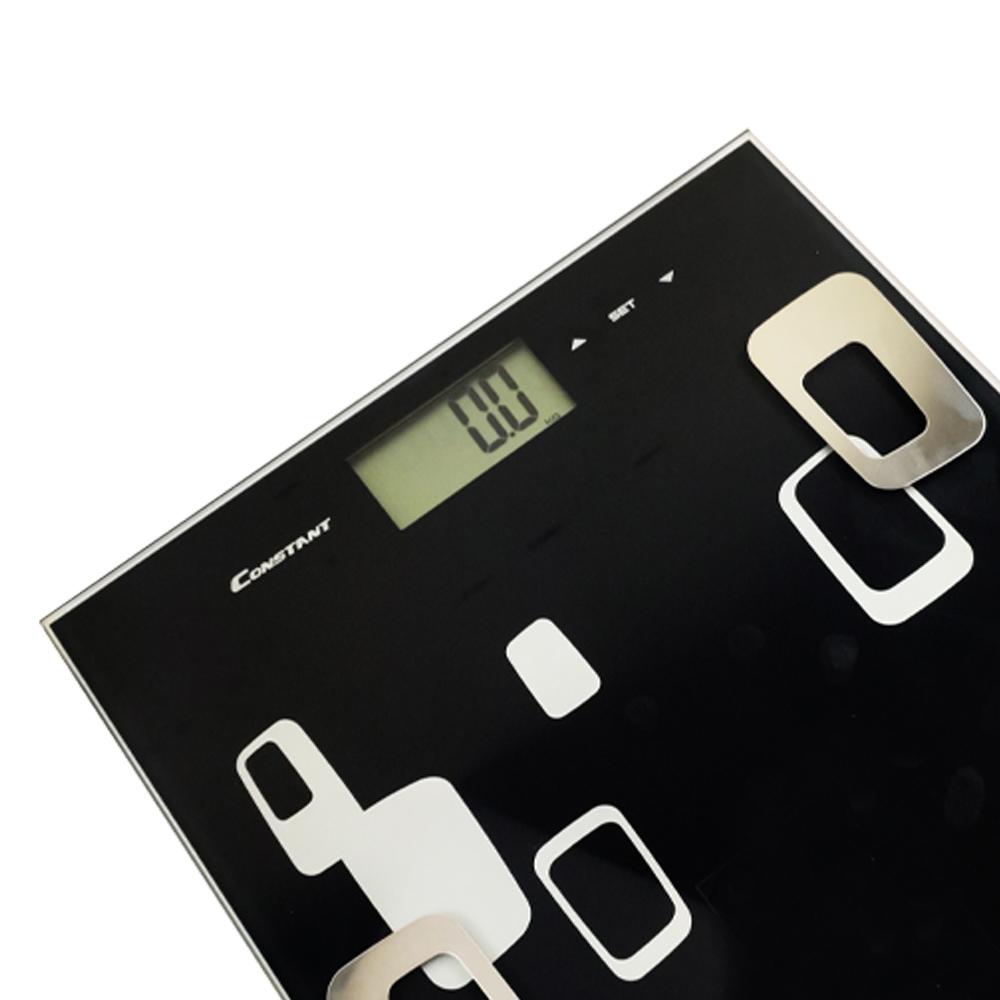 Balança Digital Corporal Bioimpedancia Imc Gordura Massa Multifuncao Inteligente Touch Display Banheiro fit Academia Alta Precisao