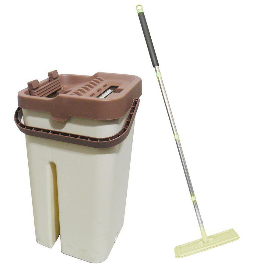 Balde Mop Multiuso Limpeza Para Casa Limpador Faxina Wash