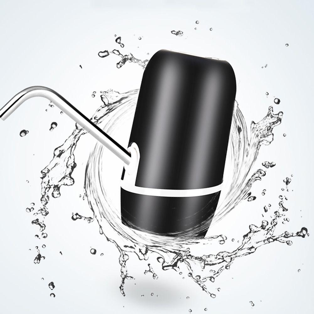 Bomba Eletrica Galao Agua 20 Litros Garrafao Bateria Recarregavel USB