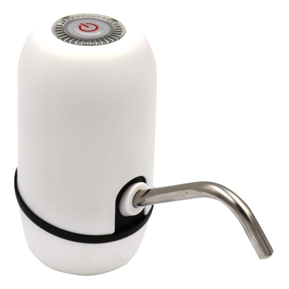 Bomba Eletrica USB Garrafao Galao Agua Bateria Recarregavel 20 Litros